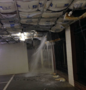 Cowie & Mott is a Maryland Latent Construction Defect Law firm with Maryland Construction Defect Attorneys and Lawyers Improperly insulated Sprinkler Pipes can cause major water damage.