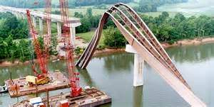 Structural Defects and construction defect attorneys sue for damages caused by Bridge structural Failure and Collapse